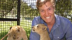 Dr. Chris Brown, vet and actor from Australia
