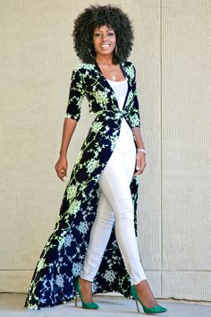 Wrap Dress + White Tank + White Jeans Style Pantry waysify