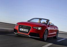 Foto Exteriores (2) Audi Rs5 Descapotable 2012