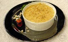 Canjica Salgada   Doces e sobremesas > Canjica   Mais Você - Receitas Gshow