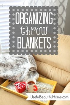 Organizing-Throw-Blankets
