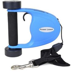 16 Power Leash Retractable Medium Dog Leash & Weighted Handgrip $49.99$8.99You Save: $41.00 (82% off)