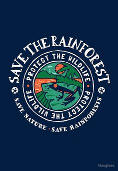 'Save The Rainforest, Protect The Wildlife. Save Planet Earth, Save Our Earth, Love The Earth, Save The Planet, Marine Conservation, Wildlife Conservation, Earth Quotes, Save Our Oceans, Posca