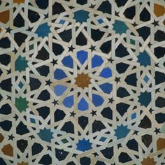 moroccan tiles- so beautiful