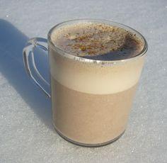 The Rawtarian Community Recipe: White Hot Chocolate Muesli, Granola, Cacao Cru, Le Cacao, C'est Bon, Hot Chocolate, Tableware, Sweet, Desserts