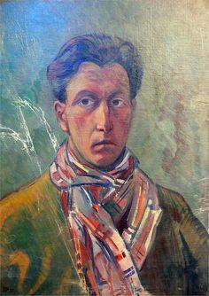 Selbstportraet Turo Pedretti 1896-1964