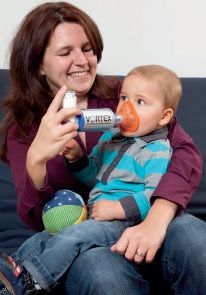 Effective asthma treatment for children