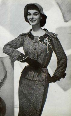 1955 - Chanel ensemble