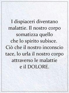 Italian Quotes, Catherine Deneuve, Phobias, Words Quotes, Sentences, Vocabulary, Psychology, Tattoo Quotes, Spirituality