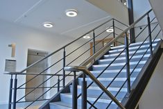 Case Study Focus: Wates Public Service Village, Bury St Edmunds - Glass Balustrades and Architectural Metalwork #balustrades #padcontracts #design #architecture #london #architecturalmetal #metalwork #glassbalcony