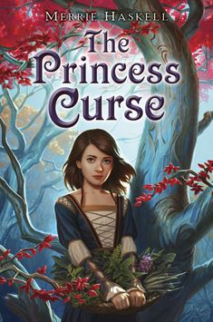 The Princess Curse by Merrie Haskell--a mix of Beauty and the Beast and The Twelve Dancing Princesses. Love this book. It was a creative take on the tales, and Reva is an awesome character to get to know.