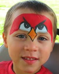 Image result for face painting superheroes