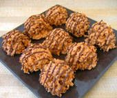 Butterscotch Haystacks Recipe - How to Make Butterscotch Haystacks Candy - Coconut Haystacks Recipe
