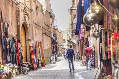 Souks Riad, Street View, Night, World, Magic, Travel, Blog, Formal Gardens, Marrakech