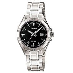 Casio Steel Bracelet Date Womens watch LTP1308D1AV * Check out this great product.