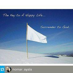 Rinde tu vida a Dios, y veras lo que sucede...
