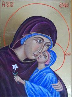 Święta Anna z Bogurodzicą: Galeria Wiera