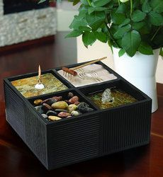 Tranquila - All-in-One Zen Garden