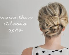 """Search Results for """"easier than it looks updo"""" – The Small Things Blog"""
