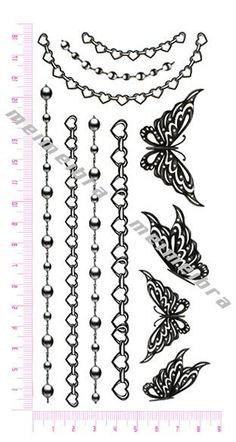 best bracelet tattoos templates - Google Search