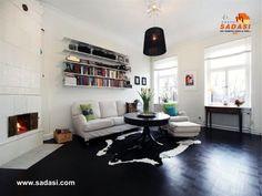 #lasmejorescasasdemexico LAS MEJORES CASAS DE MÉXICO. Atrévase a colocar en su hogar piso laminado color negro. Este le dará un perfecto contraste con las paredes y con la sala, si es de color blanco. Complemente la decoración con una elegante lámpara y una mesa de centro, también de color negro; la alfombra puede combinar ambos colores. En Grupo Sadasi, le invitamos a conocer nuestro desarrollo CUMBRES LA RIOJA, en Nuevo León. nemaldonado@sadasi.com