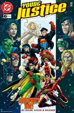 (DC COMICS) YOUNG JUSTICE