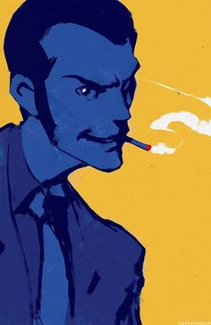 Lupin the Third by David Rapoza *