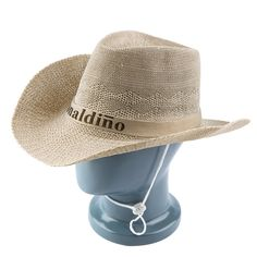Straw Fedoras Hats for Men Panama Summer Style Beach Sun Cowboy Jazz Style Hat