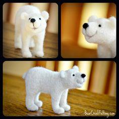 Polar Bear Baby by Teresa Perleberg