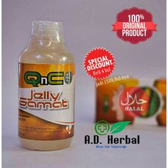 Saya menjual QnC Jelly Gamat - Jelly gamat Lebih Murah Berkualitas seharga $155000.00. Dapatkan produk ini hanya di Shopee! https://shopee.co.id/adherbal/37972504 #ShopeeID