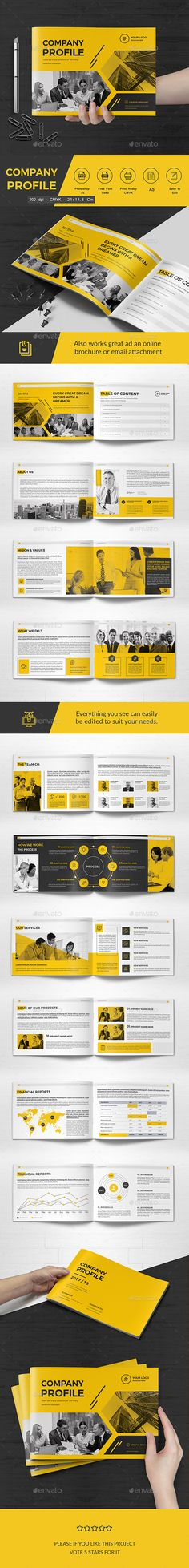 Co Landscape Brochure 22 Pages — Photoshop PSD #profile #mondoo • Download ➝ https://graphicriver.net/item/co-landscape-brochure-22-pages/20131088?ref=pxcr
