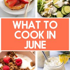 une is here and it means we are welcoming summer soon with open arms! Bring on the perfect weather and all that amazing farm-fresh produce. Here is a seasonal list of What to Cook in June! Fresh Turkey, Healthy Sandwiches, Wrap Sandwiches, Lettuce Sandwich, Easy Lettuce Wraps, Chicken Caesar Wrap, Lexi's Clean Kitchen, Clean Living