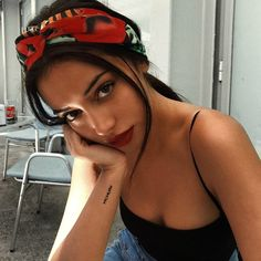 Imagen de girl, cindy kimberly, and beauty Pretty People, Beautiful People, Foto Face, Foto Casual, Tumblr Girls, Tattoo Girls, Mode Style, Pretty Face, Makeup Looks