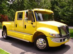 D.O.T IHC Trucks for sale | 2007 International Rxt Medium Duty Trucks Pick Up Truck For Sale In