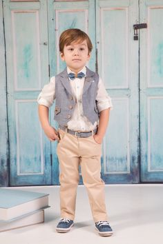 A4204,COTTON Page Boy, Boys Wear, Kids Outfits, Hipster, Cotton, How To Wear, Collections, Party, Style