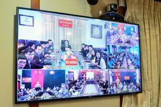 Bàn giao hệ thống hội nghị truyền hình trực tuyến cho Ban tổ chức Trung ương