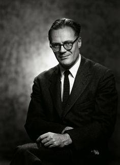 Robert Lowell por Oscar White, 1960 / Bettmann-Corbis)