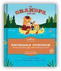 Recordable books, great gifts for grandma & grandpa