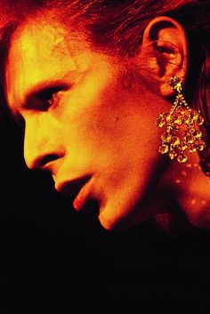 DAVID BOWIE UNPUBLISHED IMAGES BY MICK ROCK IN SOME/THINGS MAGAZINE CHAPTER006