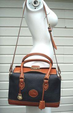 Dooney Bourke Leather Shoulder Bag Satchel Bags Crossbody