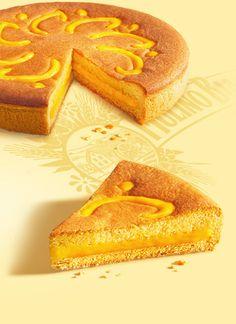 """Ciao a tutti!!!!  riconoscete questa torta?      E' la torta al limone """"Mulino Bianco"""" ....ho cercato di riprodurla e vi assicuro che il ..."""