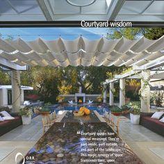 Pool Shade Design
