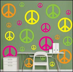 Decorating theme bedrooms - Maries Manor: Retro mod style decorating ideas