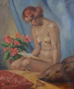 https://veiling.catawiki.nl/kavels/9506763-phillipe-de-rougemont-1891-1965-a-nude-woman-reading-a-book?previous=favorites