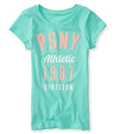 Kids' PSNY Athletic Sparkle Graphic T - PS From Aéropostale®