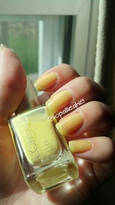 Loreal jelly yellow