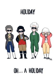 Holiday Oh a Holiday