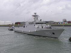 KRI Diponegoro (365) merupakan kapal pertama dari korvet kelas SIGMA milik TNI Angkatan Laut. KRI Diponegoro merupakan sebuah korvet yang dibuat oleh galangan kapal Schelde, Belanda dimulai pada tahun 2005 khusus untuk TNI-AL. Bertugas sebagai kapal patroli dengan kemampuan anti-kapal permukaan, anti-kapal selam dan anti-pesawat udara.