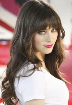 Thinking about doing this for my bangs. Want to keep the length that I have though :) - Jaimie