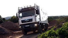Expeditionsmobil Bocklet Dakar 740 - wenn es mal wieder länger dauert